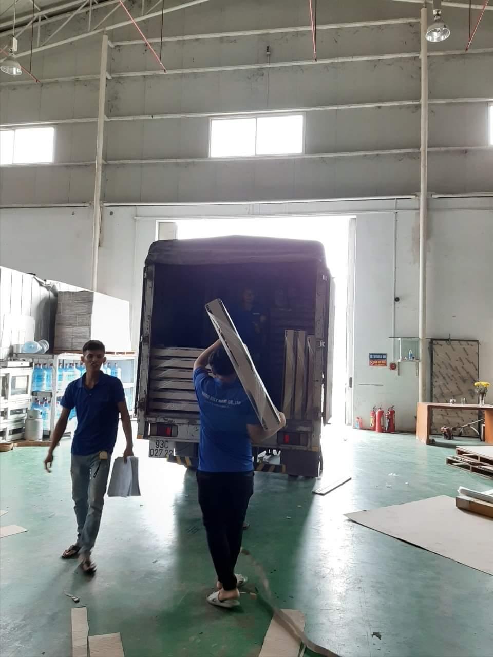 Nhà máy sản xuất cửa ABS