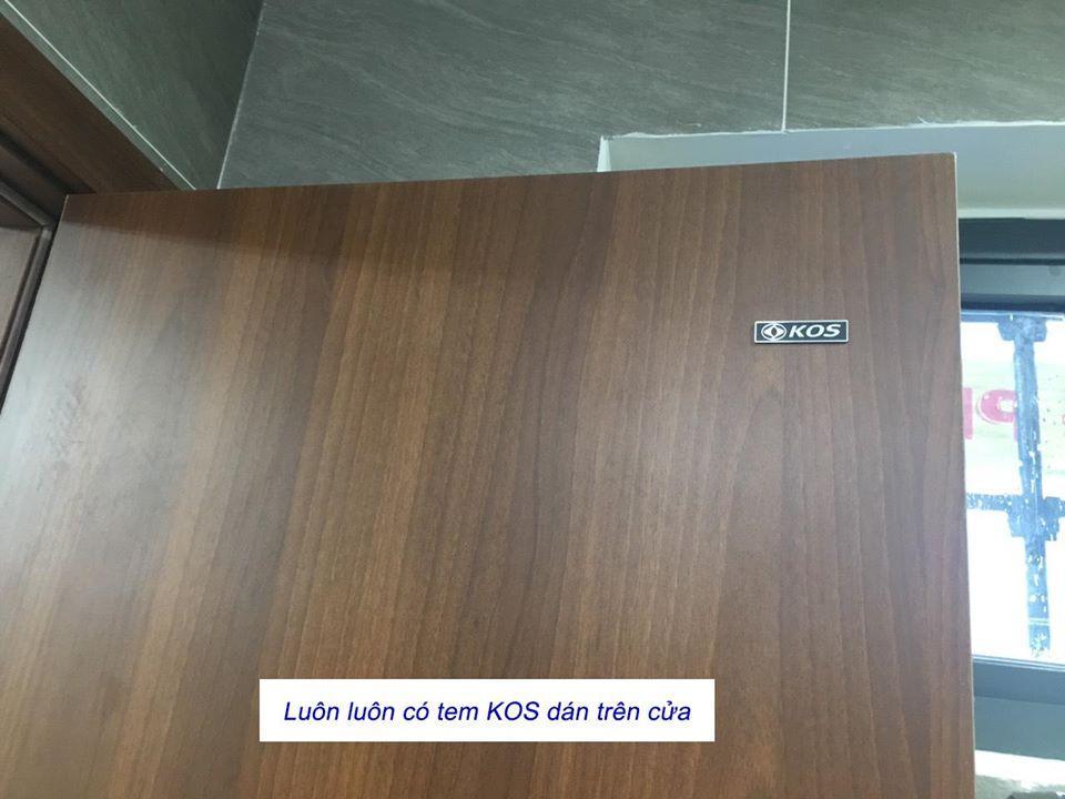 cửa abs chính hãng