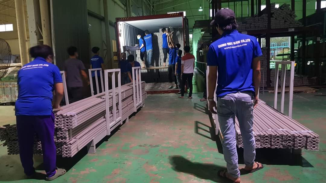 Quy trình sản xuất cửa nhựa ABS Hàn Quốc