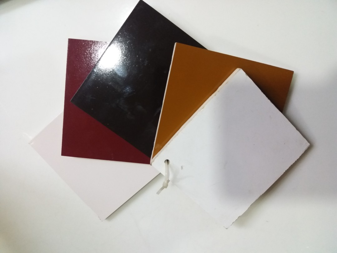 Cửa nhựa composite sơn PU