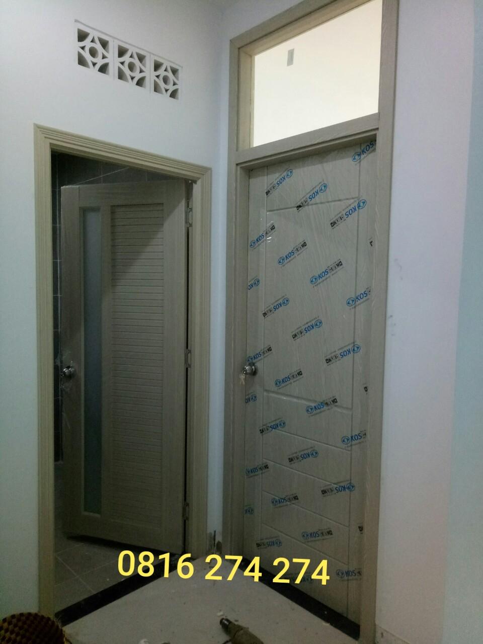Cửa Nhựa ABS Hàn Quốc Màu K0201