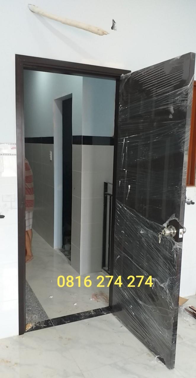 Cửa gỗ HDF 4A-C14