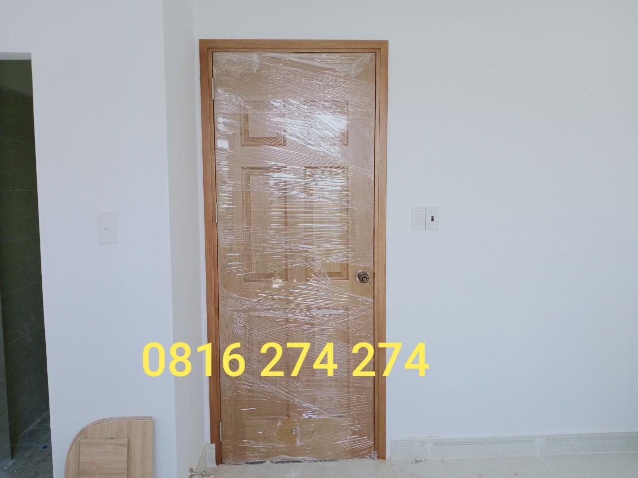 Cửa gỗ hdf veneer 6A