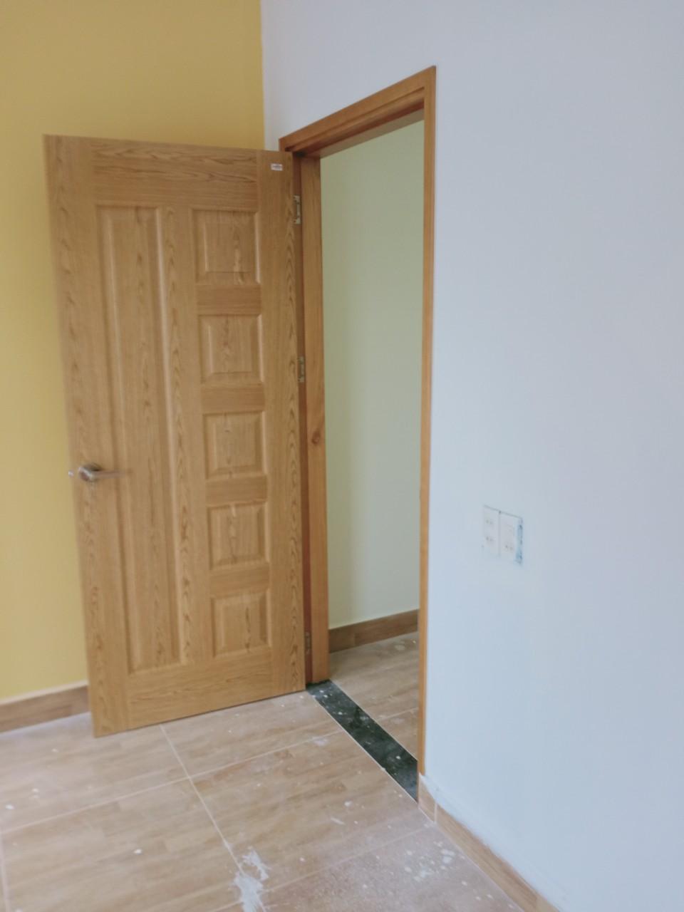 cửa gỗ công gnhieepj HDF Veneer