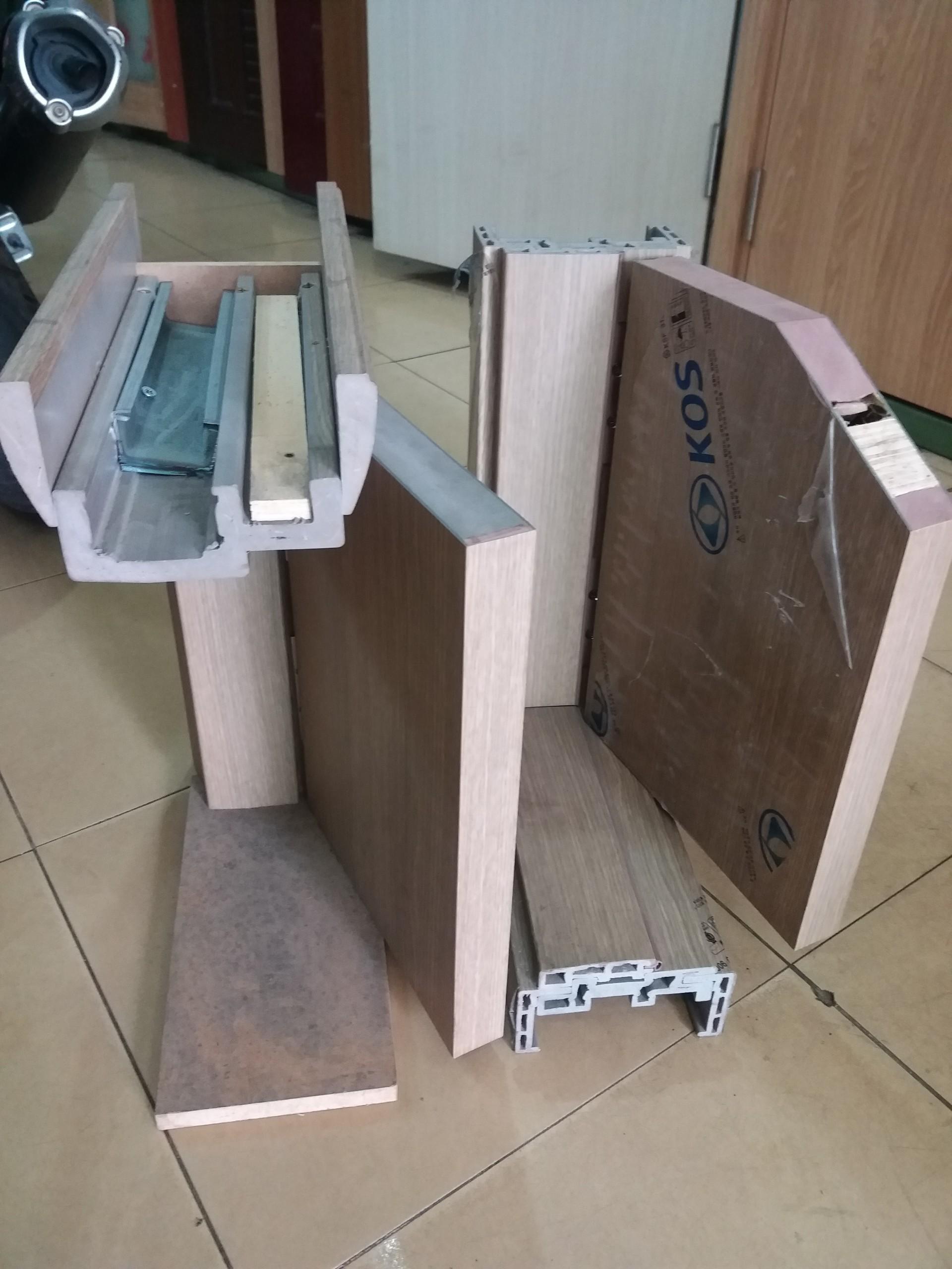 Cấu tạo cửa nhựa ABS Hàn Quóc