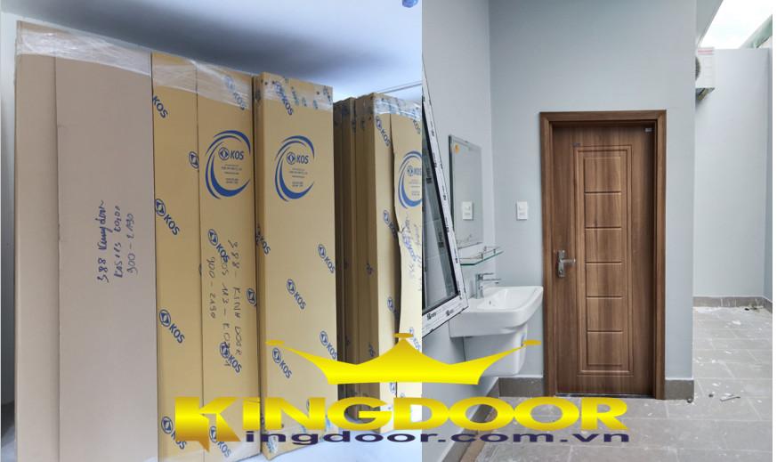 Cửa nhựa ABS Hàn Quốc