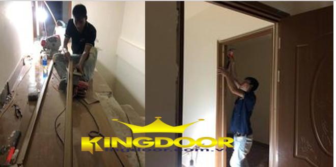 Lý Do Chọn KingDoor Là Đơn Vị Thi Công Cửa